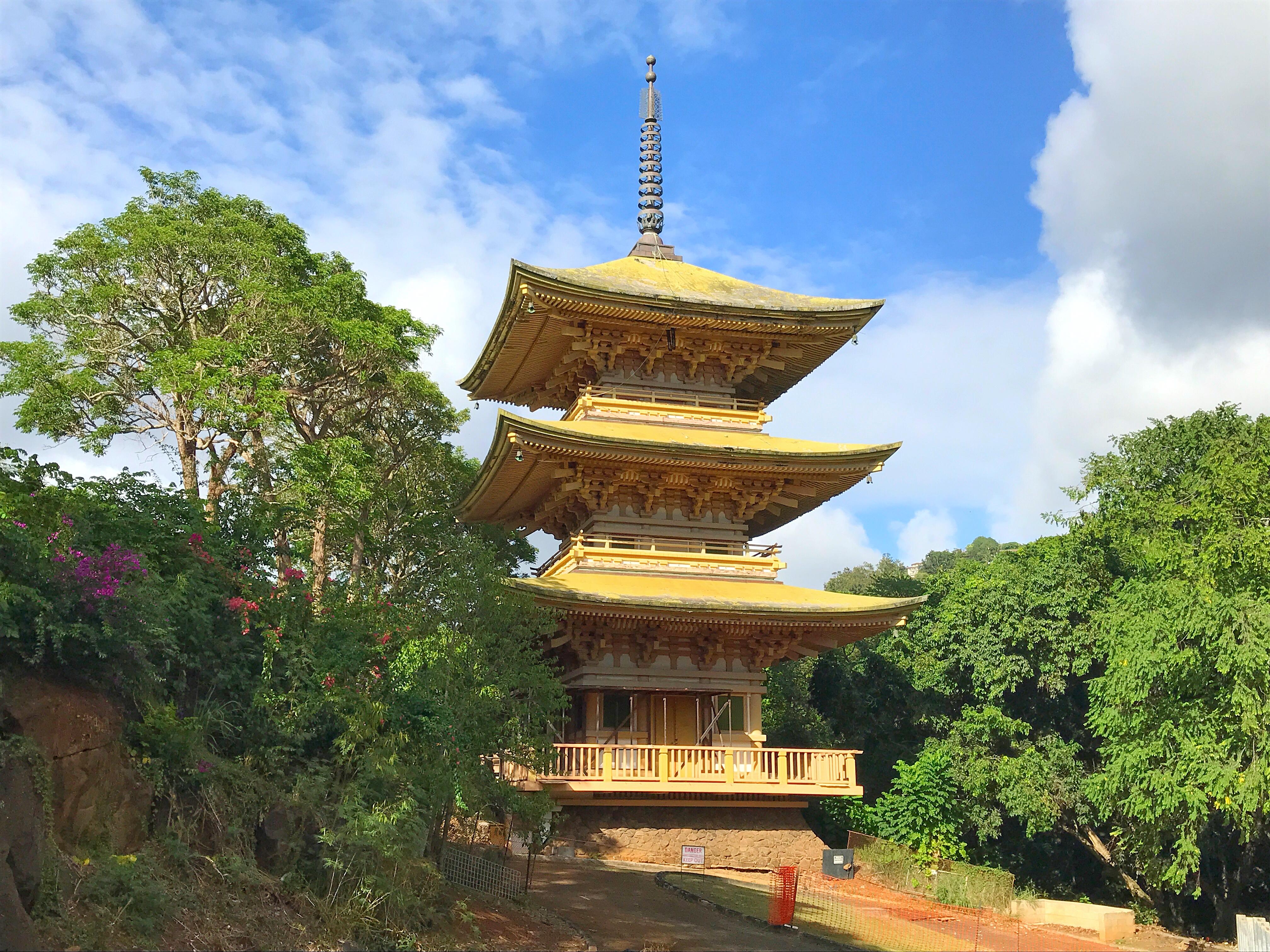 大人女子のための学びの旅〜ハワイで神社仏閣巡り
