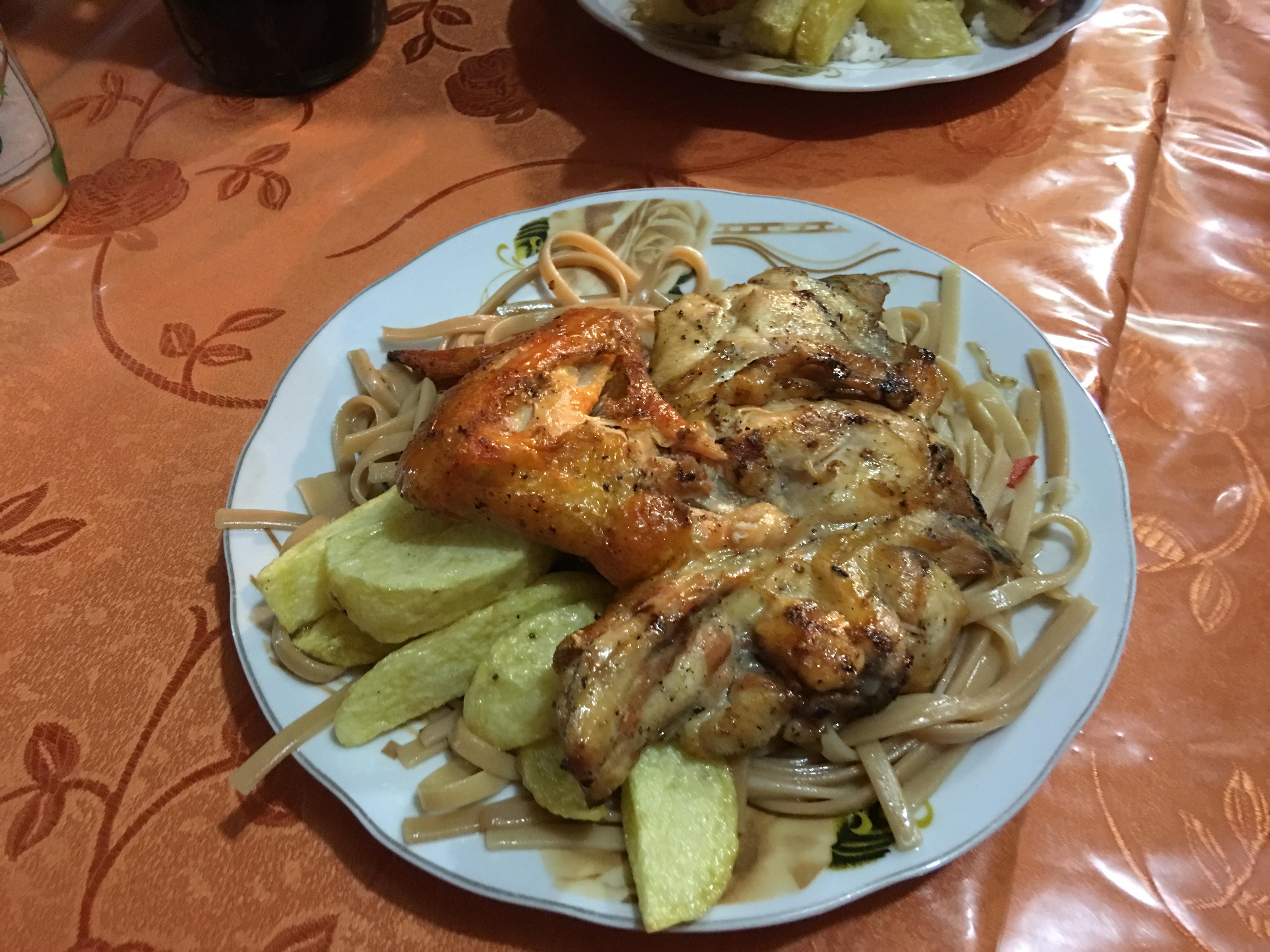 海外旅行の食事について!