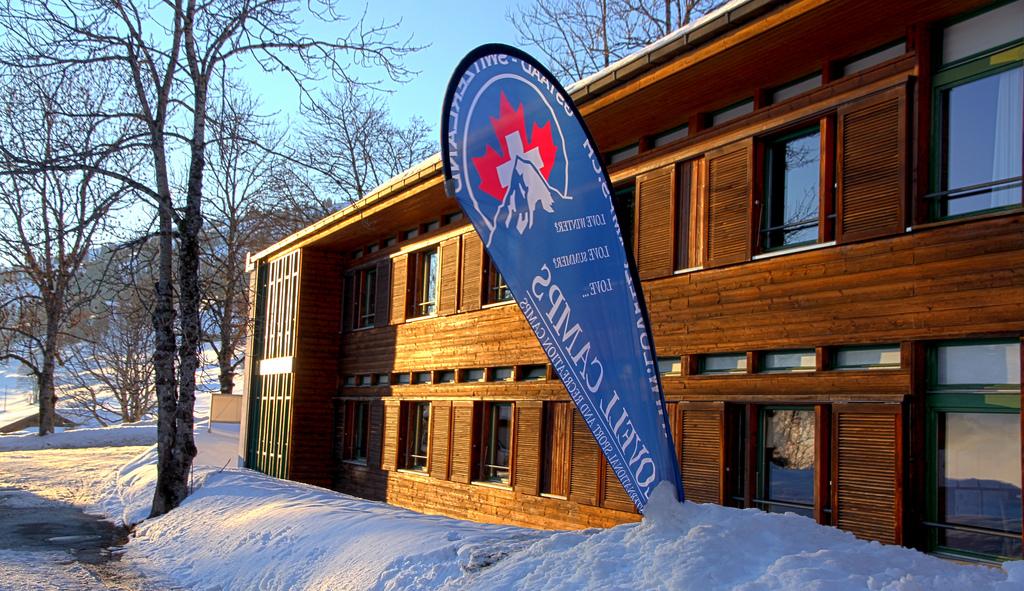 スイス冬休み短期留学